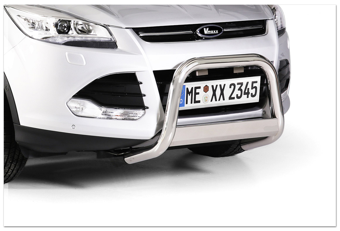 number plate holder ford kuga e db14 vm02786. Black Bedroom Furniture Sets. Home Design Ideas