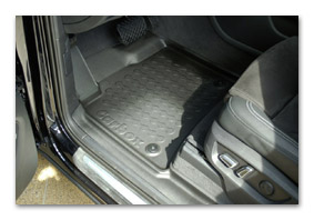 footwell shell AUDI Q7 accessories