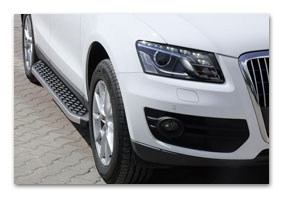 running boards AUDI Q5 since 2008 until 2016 accessories