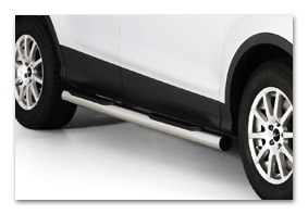 Side skirts with surface FORD Kuga tuning parts