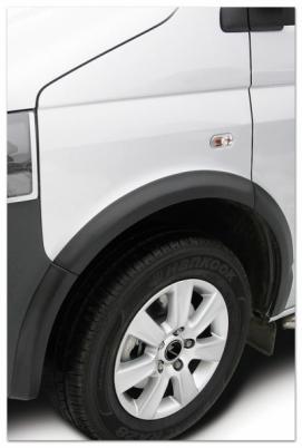 radlaufleisten volkswagen t5 facelift ab mj 2010 vm02847. Black Bedroom Furniture Sets. Home Design Ideas
