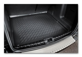 trunkliner SKODA Yeti matt for boot