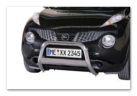 Front guard Nissan Juke accessories