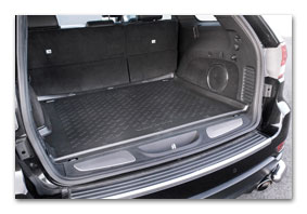 trunkliner HYUNDAI ix55 accessories