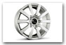 FIAT Freemont since MY 2012 Alloy wheel Design C2C crystal silver
