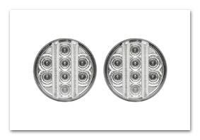 LED-Blinkleuchten Strip JEEP Wrangler (JK) ab MJ 2007 bis 2010 Tuning