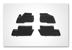 footwell liners DACIA Duster accessories