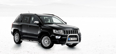 JEEP Compass Tuning