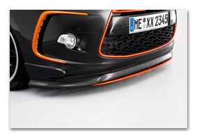 Tuning CITROEN DS 3 until 02/2016 accessory