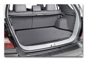 Trunkliner KIA Sorento rubber mat
