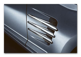 side grille for CHRYSLER Crossfire