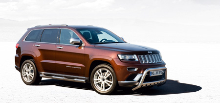 Das Zubehoer for JEEP Grand Cherokee