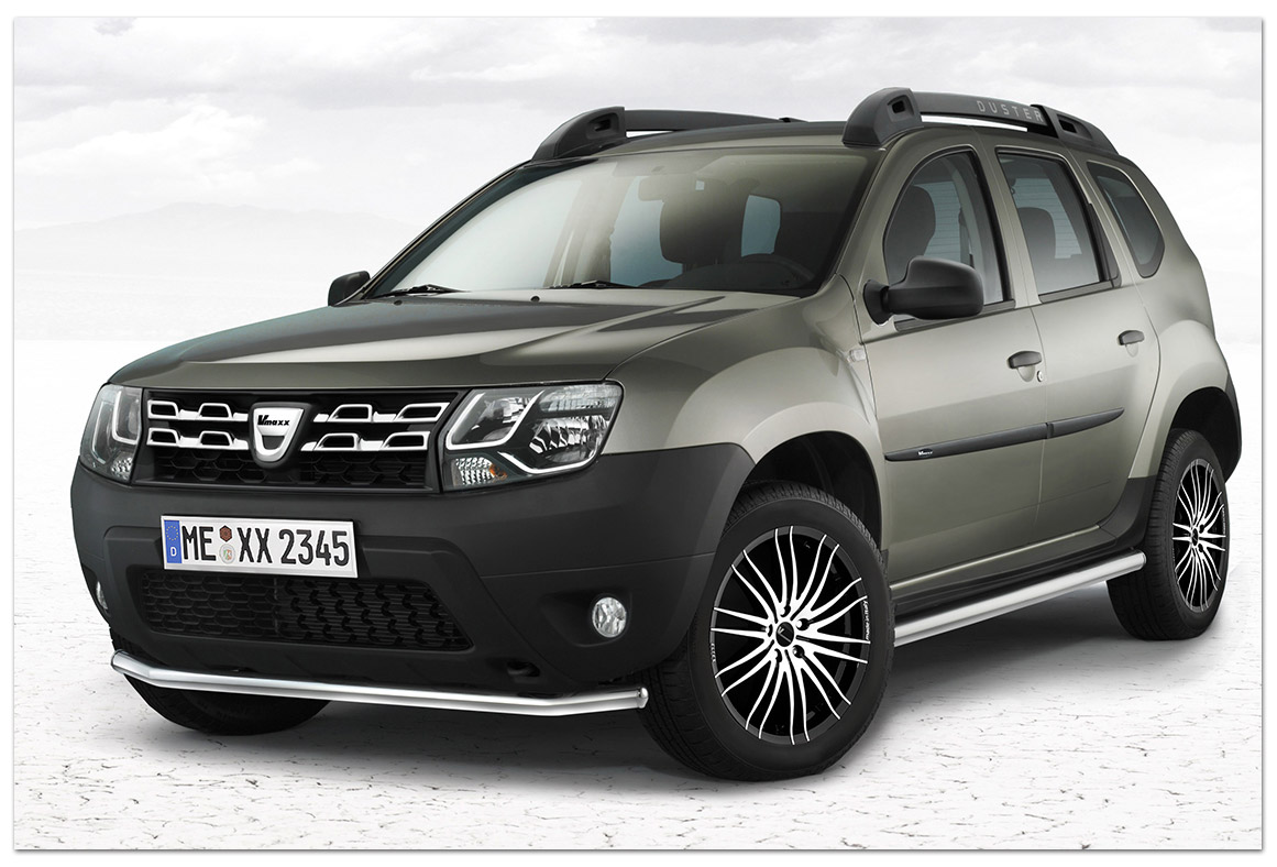 seitenschwellerrohre dacia duster crw00103. Black Bedroom Furniture Sets. Home Design Ideas