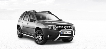 dacia duster facelift ab mj 2014 bis 2017 exterieur. Black Bedroom Furniture Sets. Home Design Ideas