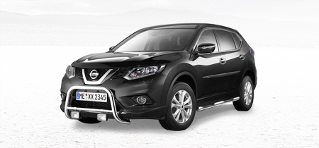 nissan x trail t32 since 06 2014 exterior accessories. Black Bedroom Furniture Sets. Home Design Ideas