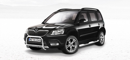 trittbretter skoda yeti cr05116. Black Bedroom Furniture Sets. Home Design Ideas