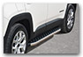 side skirts tubes JEEP Renegade tuningparts