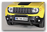 frontbar JEEP Renegade accessories black