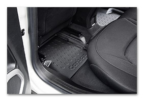 footwell liners JEEP Compass accessories