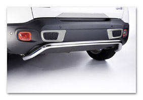 rear bumper cover and tailgate strip Renegade accessories