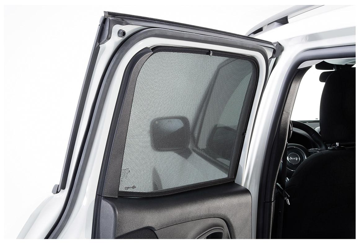 Sun screen for rear door jeep renegade ca03398 for Back door with window and screen