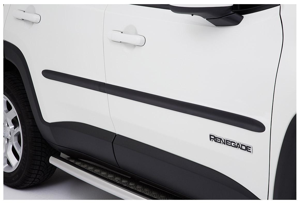 seitenschutzleisten jeep renegade. Black Bedroom Furniture Sets. Home Design Ideas
