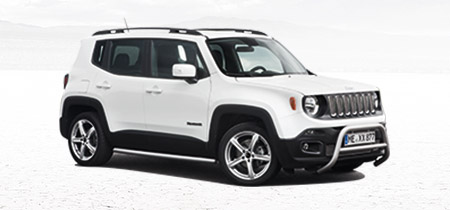 Das Zubehoer for JEEP Renegade
