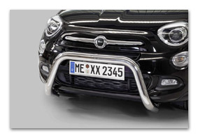 Front guard FIAT 500X since 2014 tuning