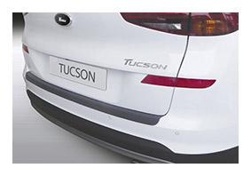 Ladekantenschutz HYUNDAI Tucson (TLE) Facelift ab 2018 bis 2020 - Zubehör