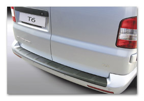 Vmaxx: Rear Bumper Paint Protector VOLKSWAGEN T6 accessories