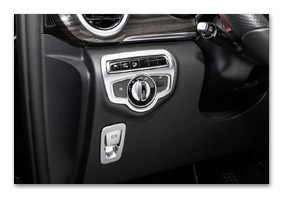 Cover for lamp switches MERCEDES-BENZ V-Klasse (447) since 2014 until 02/2019 accessories