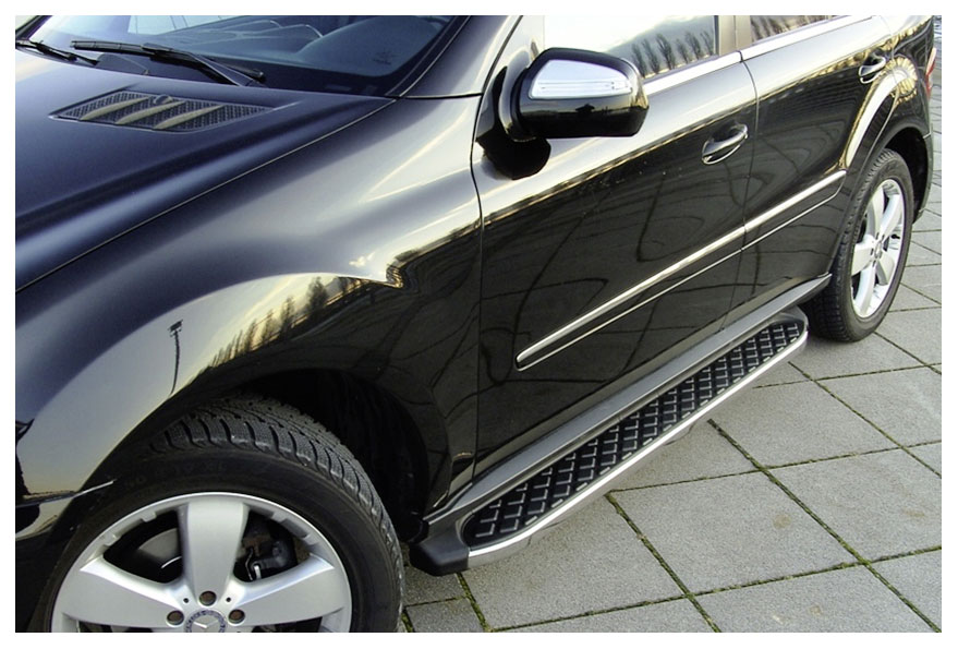 running boards mercedes benz gl class x164 vm03529