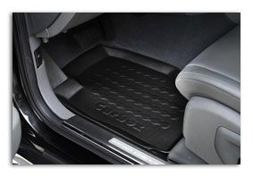 Footwell shelln HYUNDAI ix35 until MY 2015 - styling parts