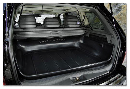 Carbox Boot Liner JEEP Grand Cherokee (WH) Since MY 2005 Until 2007