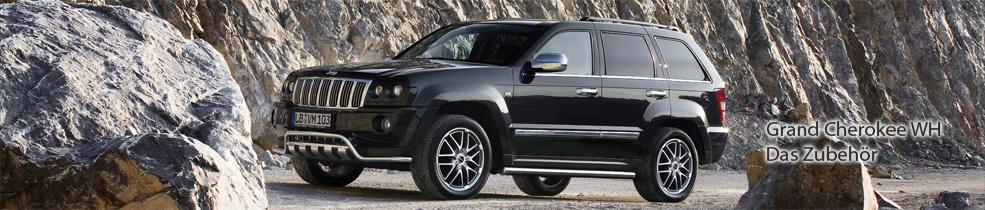 jeep grand cherokee (wh) ab mj 2005 bis 2007 - exterieur