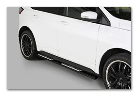 Side protection pipes FORD Edge tuning accessories