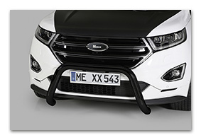 Front Guard black FORD Edge accessories
