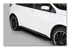 running boards black FORD Edge accessories