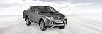 MITSUBISHI L200 Double Cab since 2015