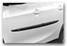 Side Mouldings TOYOTA Hilux since MY 2007 until 2011 accessories