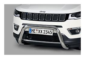frontbar JEEP Compass (MX) since 2017 - Accessories