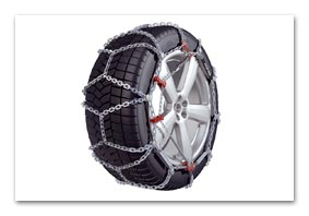 snow chains JEEP Wrangler Accessories