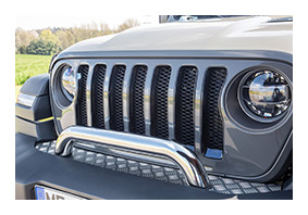 Corrugated iron JEEP Wrangler (JL) since 10/2018 accessories