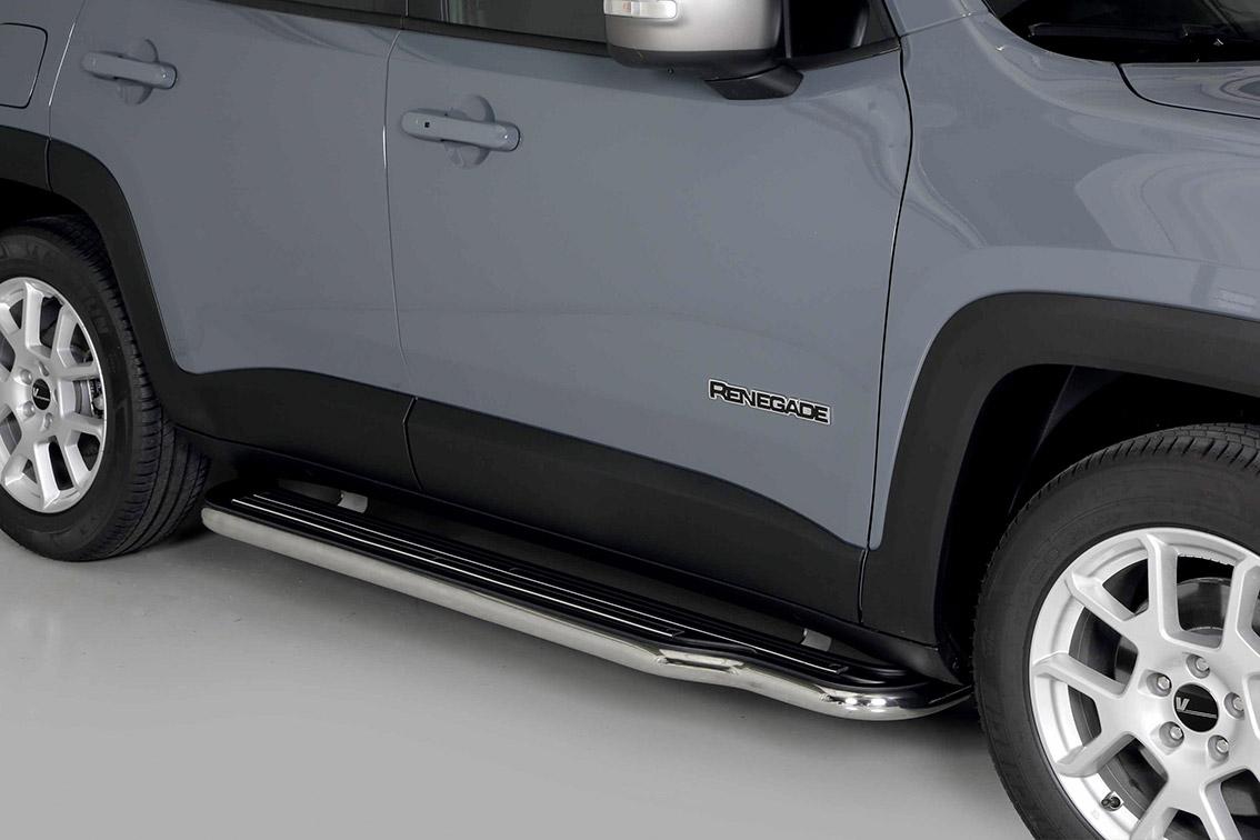 trittbretter jeep renegade ab mj 2019 vm03428. Black Bedroom Furniture Sets. Home Design Ideas