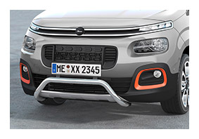Frontbar PEUGEOT Rifter from 2018 accessories