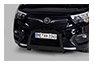frontbar black OPEL Combo (E) since 2018