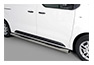 Side skirts polished OPEL Vivaro C since 03/2019 LWB accessories
