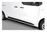 side bars with upstep OPEL Vivaro C since 03/2019 accessories