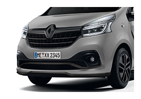 Cover set for front grille for RENAULT Trafic III (Facelift) from 07/2019 (VM05532)