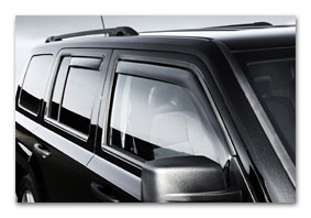 wind diffusor JEEP Compass